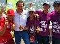 La adrenalina desafió las curvas de Siloé con el Downhill Urbano 2018