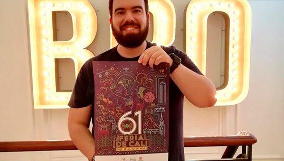 Afiche de la Feria de Cali tiene cuota de la Universidad Autónoma