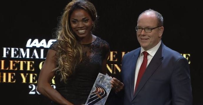 Caterine es ahora la reina mundial del Atletismo