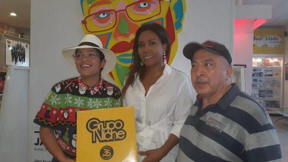 La ministra de Cultura inició la Feria de Cali con el Grupo Niche
