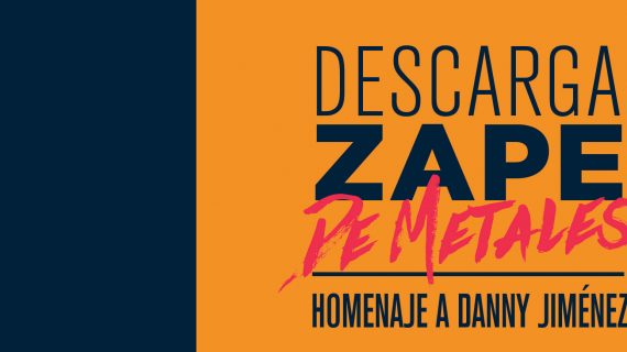 Descarga de metales en Zaperoco