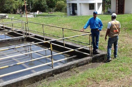149 acueductos rurales en el Valle han mejorado su calidad del agua