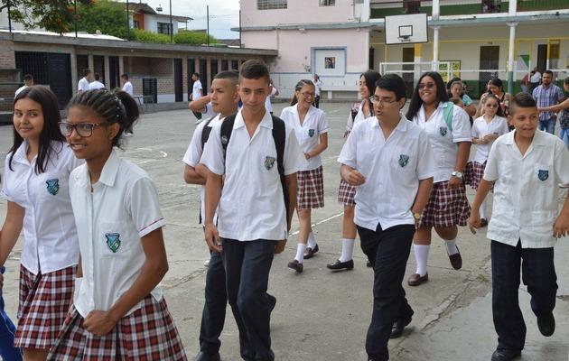 Aún hay cupos en instituciones educativas para que los estudiantes se matriculen