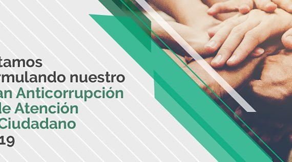 Convocan a los caleños a la construcción del Plan Anticorrupción y de Atención al Ciudadano 2019