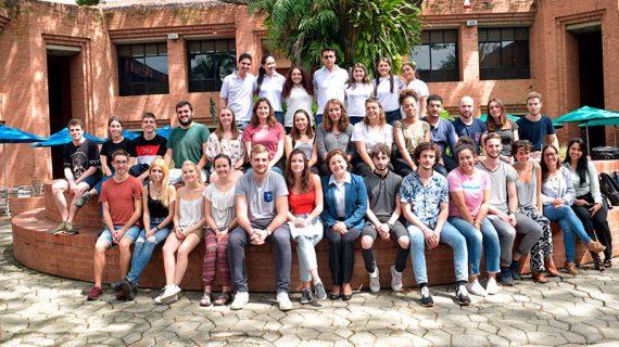 Icesi recibe 41 estudiantes internacionales