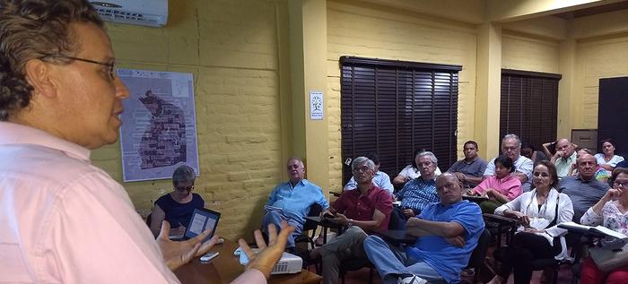 Líderes de comuna 22 esperan potencializar su territorio