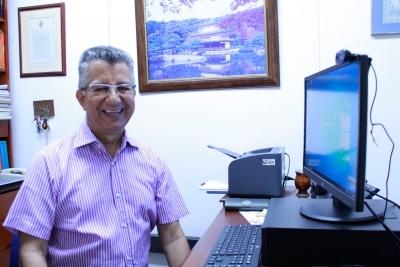 Profesor de Univalle en el 'Energy Solutions for Developing Countries'