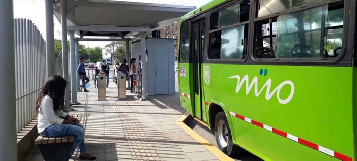 A partir del 14 de enero se restablecerán algunas rutas del MIO