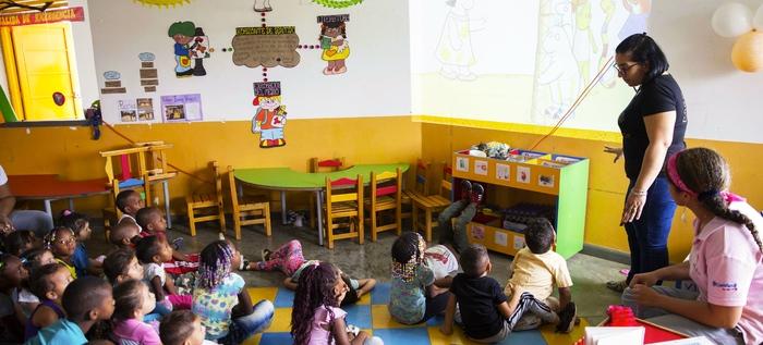 Alcaldía de Cali suscribe convenio con ICBF para la atención integral a la primera infancia