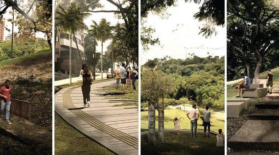 El Parque Sebastián de Belalcázar será uno de los más bellos de Cali