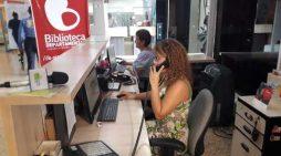 Biblioteca Departamental mejorará internet gratuito y entregará más libros a bibliotecas publicas