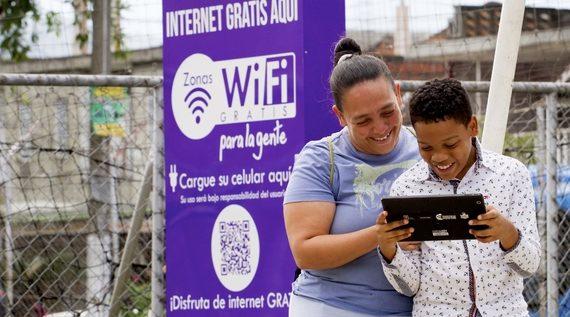 Con 40 nuevas zonas WiFi gratuitas, Cali se conecta con el progreso