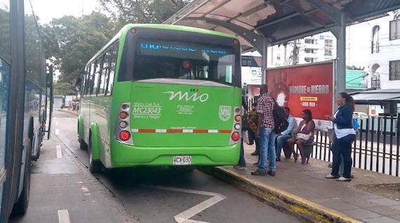 Desde el 4 de febrero se prolonga el recorrido de la ruta A17B hasta el colegio Óscar Escarpeta
