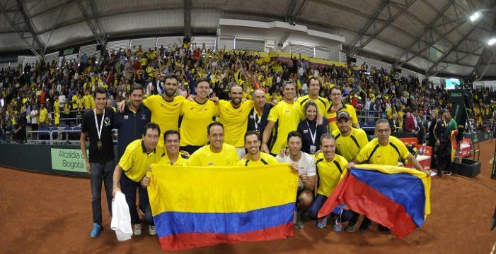 Cabal y Farah a la fase final del Grupo Mundial de Copa Davis