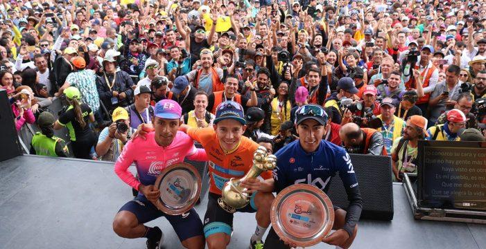 """Nairo fue el rey en Palmas y """"Supermán"""" López se quedó con el Tour Colombia UCI 2.1"""