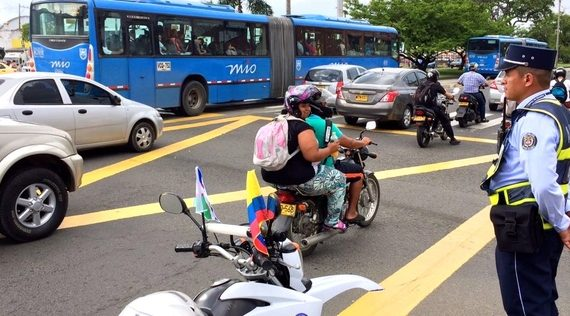 La Secretaría de Movilidad de Cali informa sobre vías alternas durante la marcha de maestroseste jueves