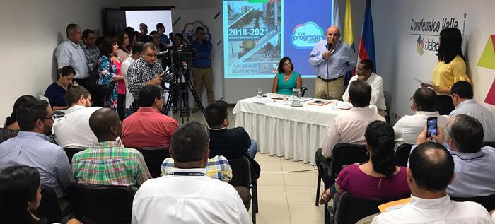 Comité Local de Seguridad Vial de Cali convoca a su primera sesión de trabajo