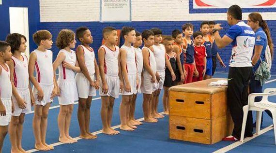 Con gimnasia cerraron las jornadas que buscan los talentos para las selecciones Cali