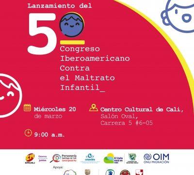 V Congreso Iberoamericano Contra el Abuso Sexual Infantil
