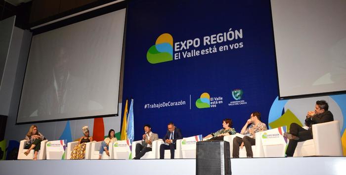 Expo Región demostró el empuje de las industrias creativas