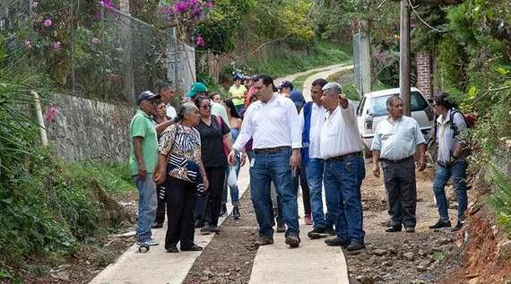 Habitantes de Felidia se benefician con obras de alcantarillado y mejoramiento de la PTARD