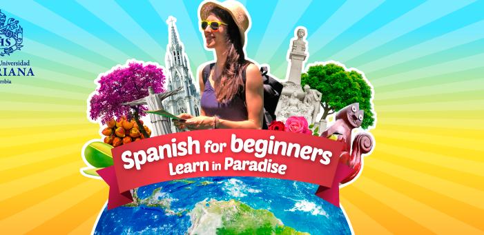 Inscripciones Abiertas al MOOC – Spanish for beginners: Learn in paradise