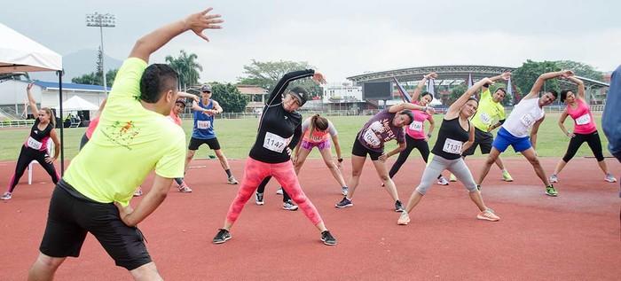 Mejor rendimiento atlético con las jornadas gratuitas de acondicionamiento físico