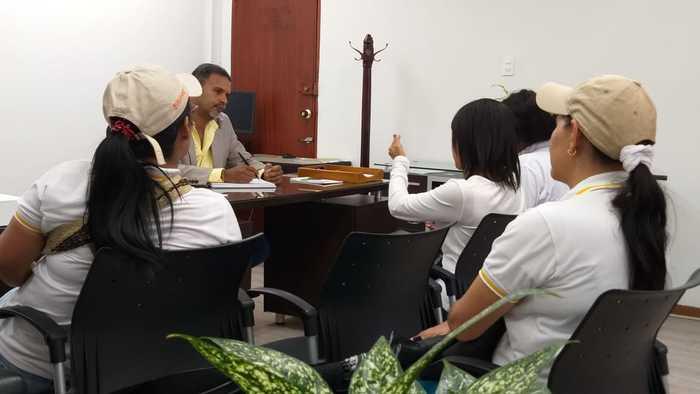 Secretaría de Educación dialogó con el sindicato de educadores del Valle