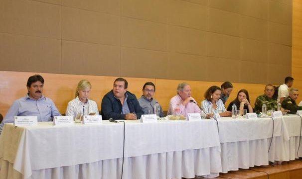 Gobernadora del Valle afirma que hay que avanzar en soluciones para levantar la minga indígena