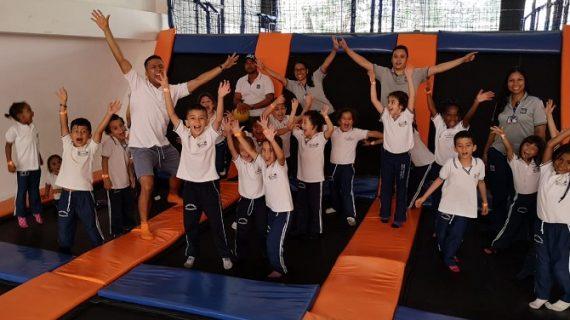 Jardín Infantil Santiaguitos comprometido con la formación integral de los niños