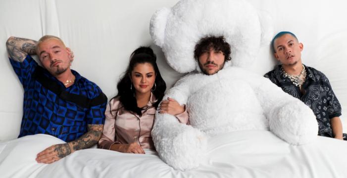 """Tainy presenta """"I can't get enough"""" con Selena Gómez, J. Balvin y Benny Blanco"""