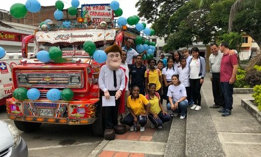 'Caravana de Matriculatón al Parque 2019' para niños, jóvenes y adultos