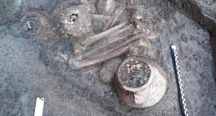 Hallazgo arqueológico en la antigua vía Cali-Yumbo