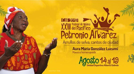 Imagen de la versión XXIII del Festival Petronio enaltece la labor de la mujer en la cultura del Pacífico colombiano