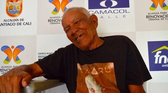 Vivió 66 años en El Calvario y ahora se va para un geriátrico