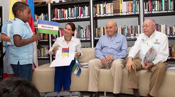 Cali se fortalece con 11 bibliotecas públicas