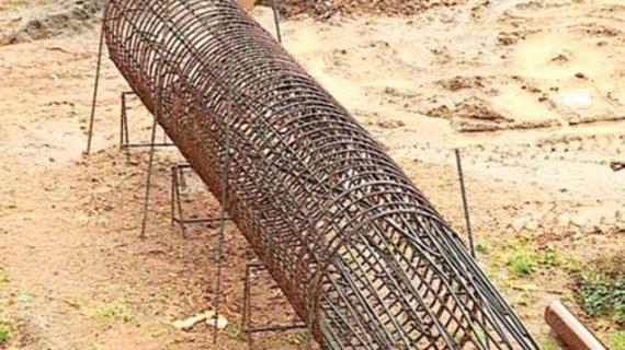 Suspenden provisionalmente obra del puente de Juanchito por hallazgo arqueológico