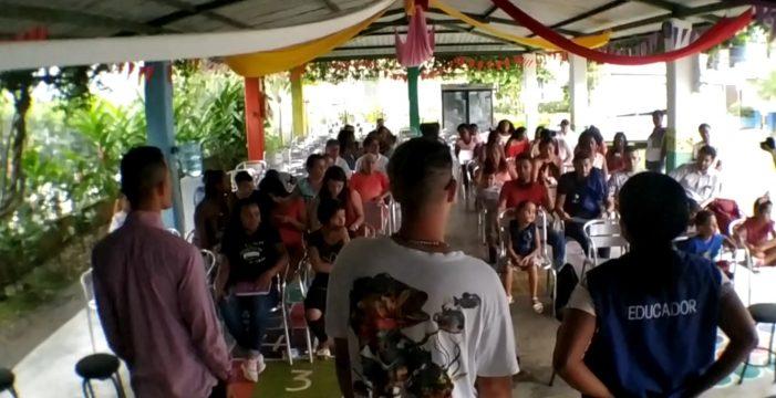 TIP – Jóvenes Sin Fronteras se une a la celebración del día de la madre en el oriente y ladera de Cali