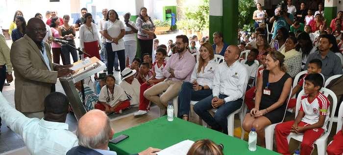 Entregan Modelo de Tienda Escolar Saludable en Santa Librada
