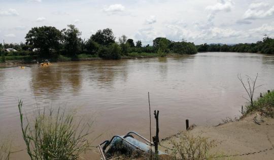 CVC advierte sobre riesgo en dique de Zarzal