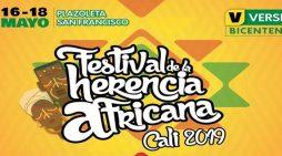Cali, epicentro del Festival de la Herencia Africana 2019