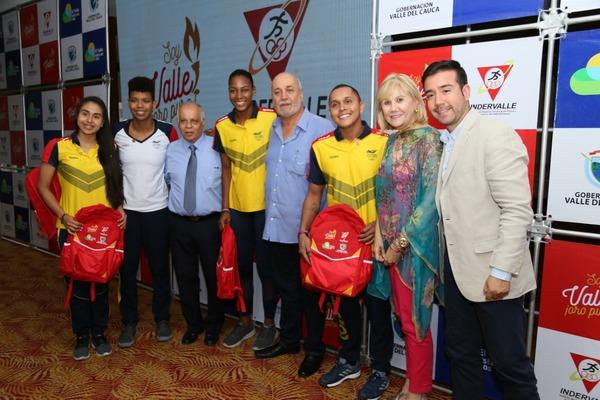 """Con 1.456 deportistas """"Valle Oro Puro"""" el departamento recuperará liderazgo deportivo"""