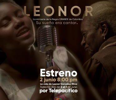 Lanzaron documental sobre Leonor Gonzalez Mina
