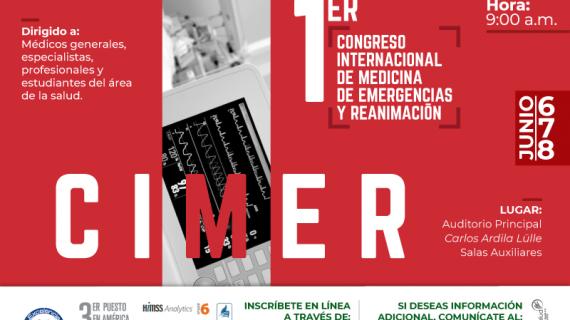 I Congreso Internacional de Medicina de Emergencias y Reanimación en Icesi