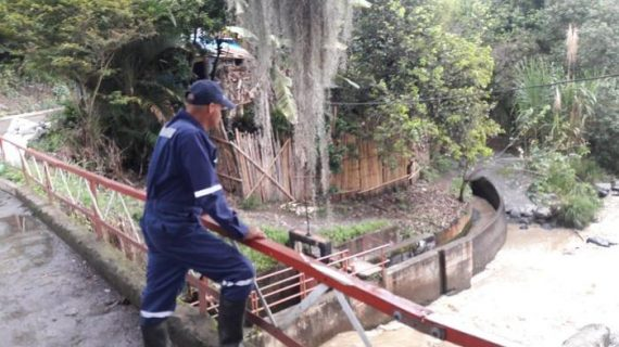 Secretaría de Gestión del Riesgo del Valle atiende emergencias por lluvias en municipios afectados