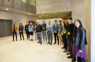 Univalluna gana concurso audiovisual en España