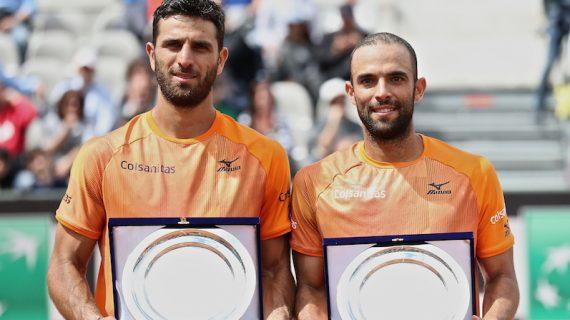 Juan Sebastián Cabal y Robert Farah son bicampeones del Masters de Roma