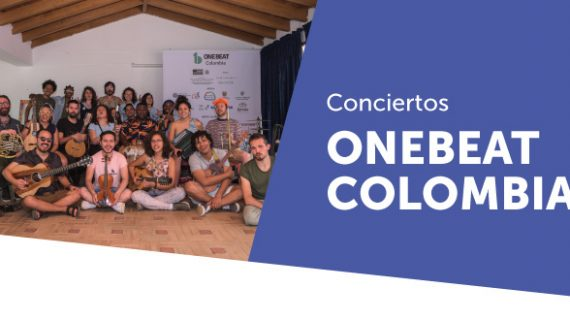 Colombia, Estados Unidos y Venezuela, unidos a través de la música en OneBeat Colombia