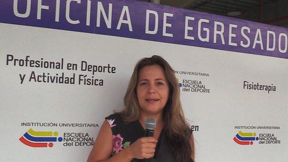 Marybel Santacruz, una mujer 'sin fronteras' que se validó como Profesional en Deporte en Estados Unidos