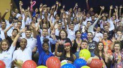 Estudiantes de la Universidad de Bethel hicieron una inmersión idiomática, lúdica y deportiva en la END